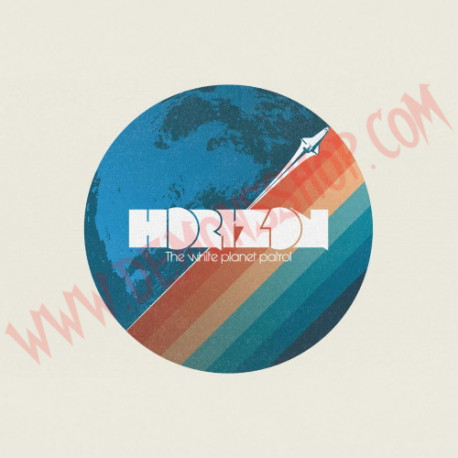 CD Horizon – The White Planet Patrol