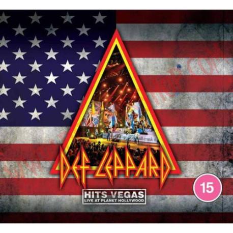 Vinilo LP Def Leppard - Hit Vegas