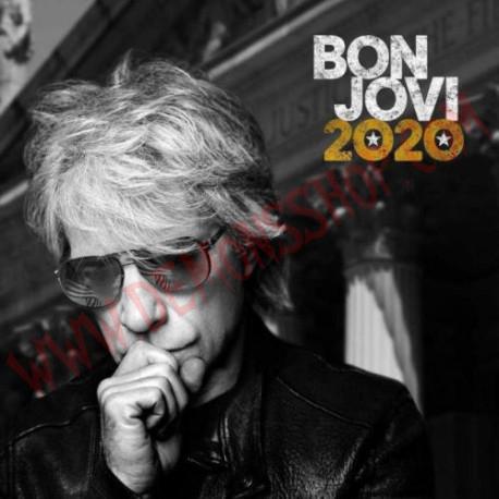 CD Bon Jovi – Bon Jovi 2020
