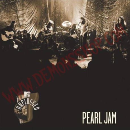 CD Pearl Jam - MTV Unplugged