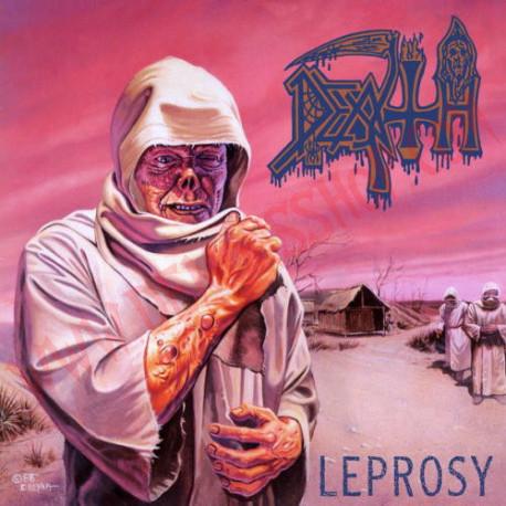 Vinilo LP Death – Leprosy Reissue