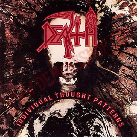 Vinilo LP Death ‎– Individual Thought Patterns