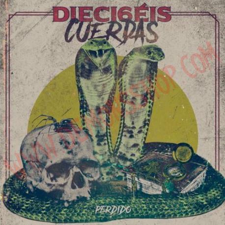 CD 16 Cuerdas - Perdido