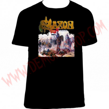 Camiseta MC Saxon