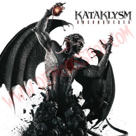 CD KataKlysm - UNCONQUERED