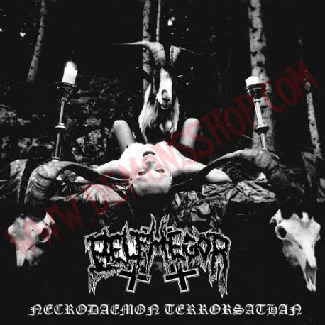 Vinilo LP Belphegor - Necrodaemon terrorsathan