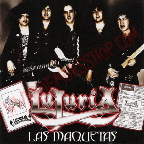 CD Lujuria - Las Maquetas