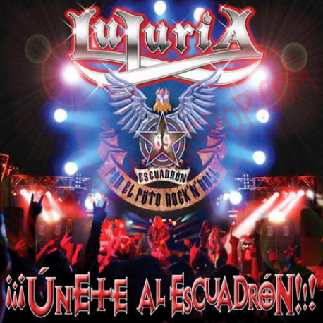 CD Lujuria - ¡Únete al Escuadrón!