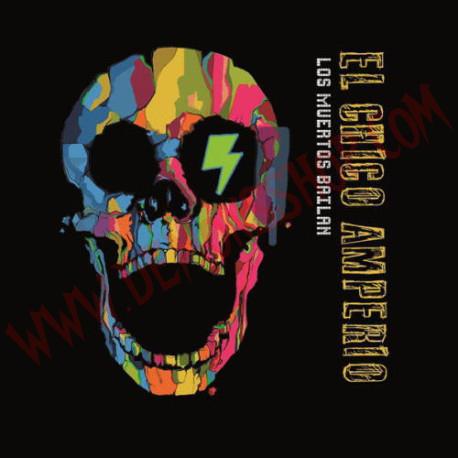 CD El Chico Amperio – Los Muertos Bailan