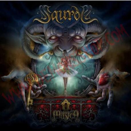 CD Saurom - Música