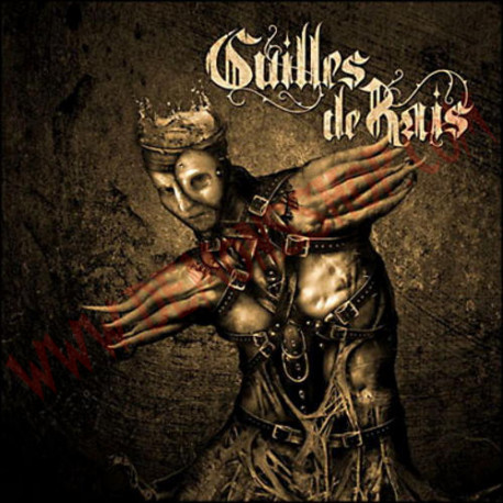 CD Guilles ‎– Art of defect