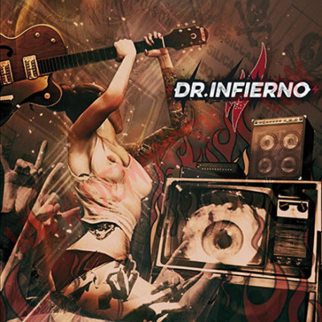 CD Dr. Infierno – Dr. Infierno