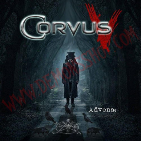 CD Corvus V - Advenæ