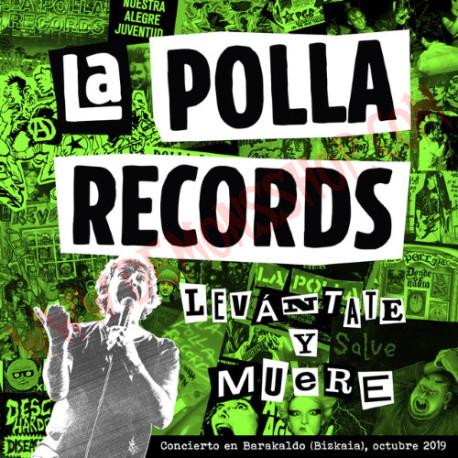 Vinilo LP La Polla Records - Levántate y muere