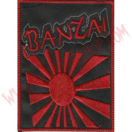 Parche Banzai
