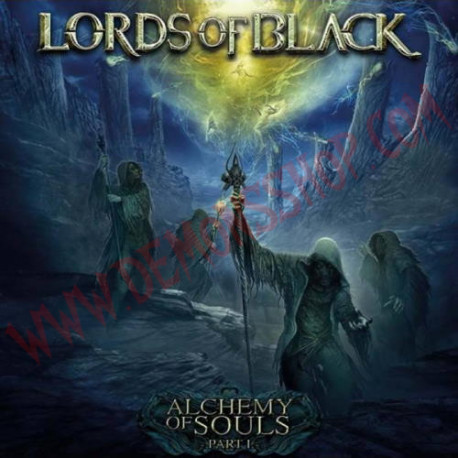 Vinilo LP Lords Of Black - Alchemy Of Souls