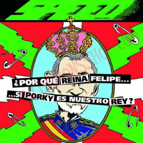Vinilo LP Speed – ¿Por Qué Reina Felipe.....Si Porky Es Nuestro Rey?