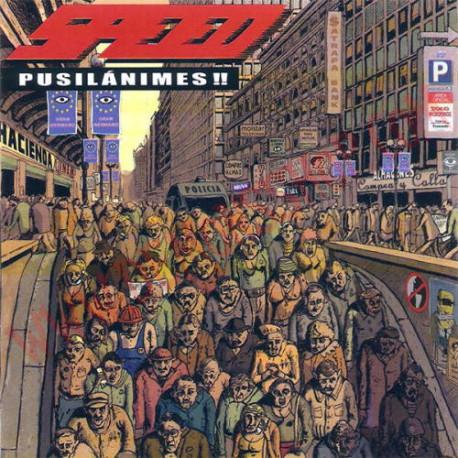 CD Speed – Pusilánimes!!