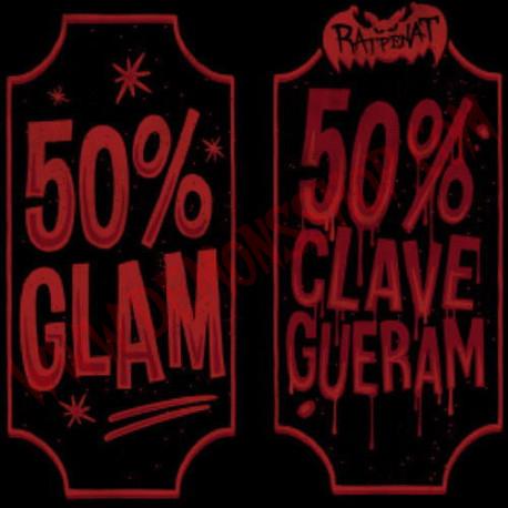 CD Ratpenat – 50% Glam 50% Clavegueram