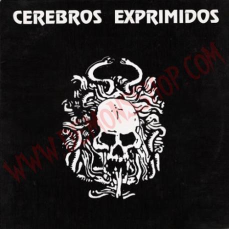Vinilo LP Cerebros Exprimidos - Cerebros Exprimidos + 1988 Directo