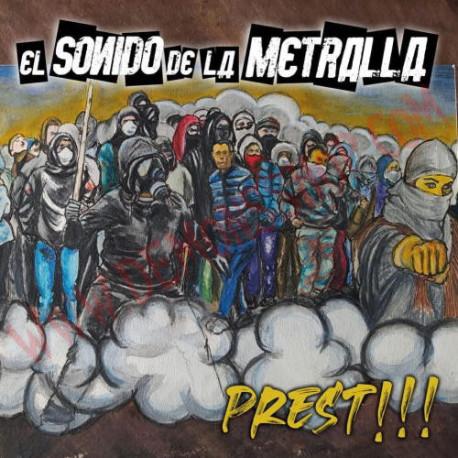 CD El Sonido de la Metralla - Prest !!!