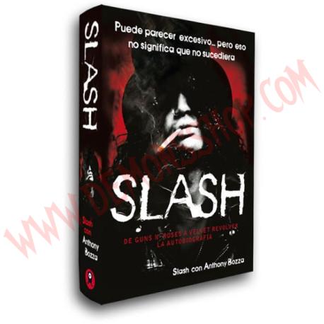 Libro Slash: la autobiografía