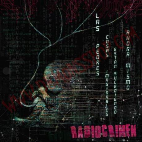 CD Radiocrimen - Las peores cosas imaginables estan sucediendo ahora mismo