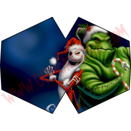 Mascarilla Pesadilla Antes de Navidad