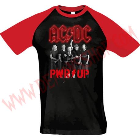 Camiseta Raglan MC ACDC