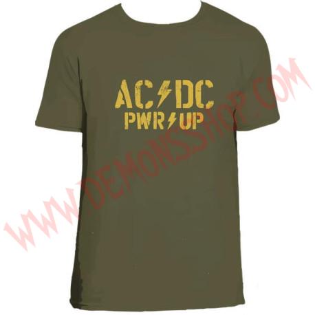 Camiseta MC ACDC