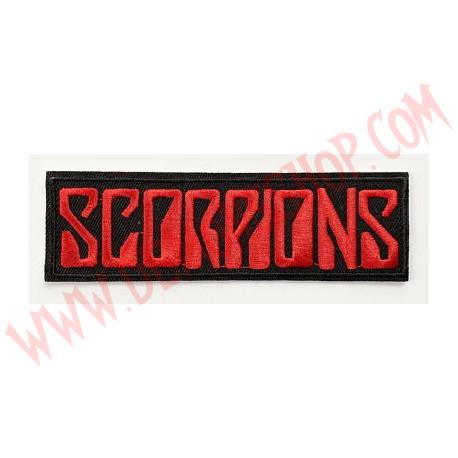 Parche Scorpions