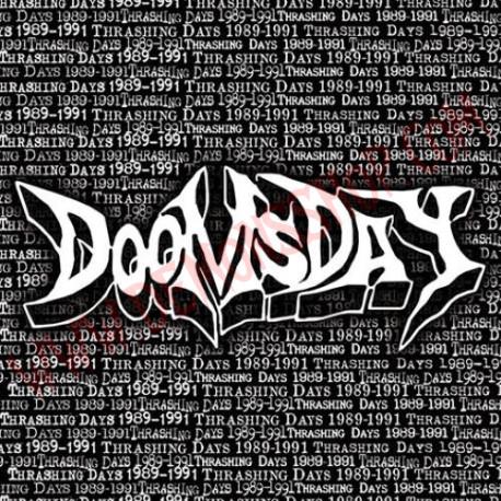 CD Doomsday – 1989-1991 ... Thrashing Days
