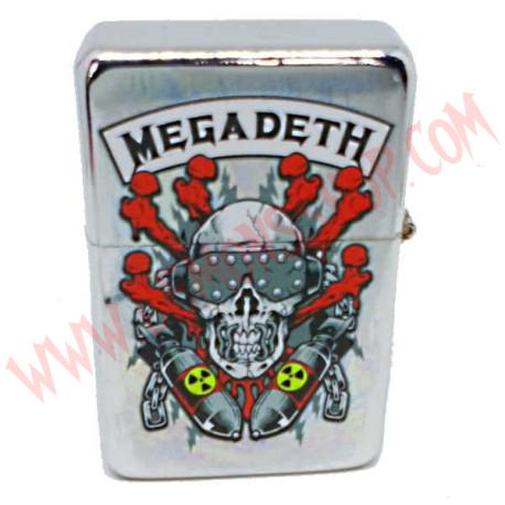 Mechero Zippo Megadeth