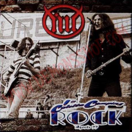 CD Ñu – 1er Calella Camping Rock - Agosto 77 - Verano Del '77