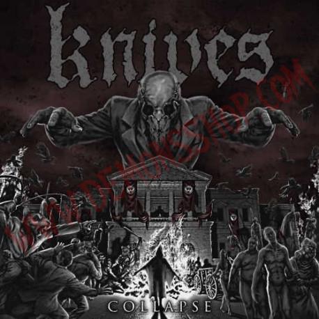 Vinilo LP Knives - Collapse