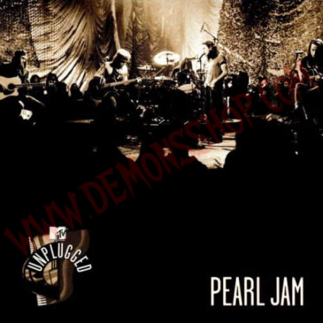 Vinilo LP Pearl Jam - Mtv Unplugged