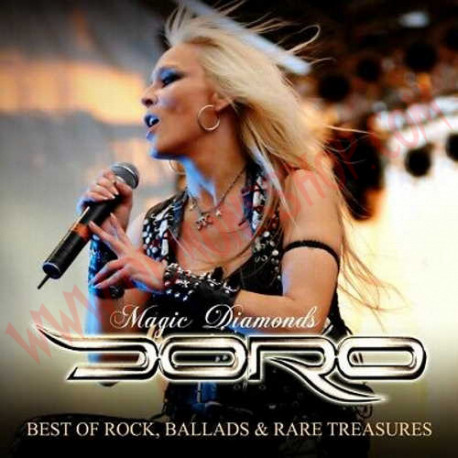 CD Doro - Magic Diamonds