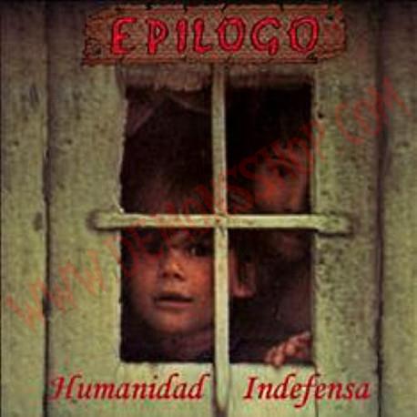 CD Epilogo - Humanidad Indefensa