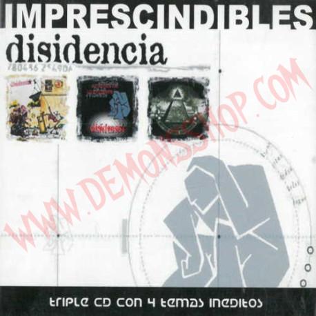 CD Disidencia - Imprescindibles