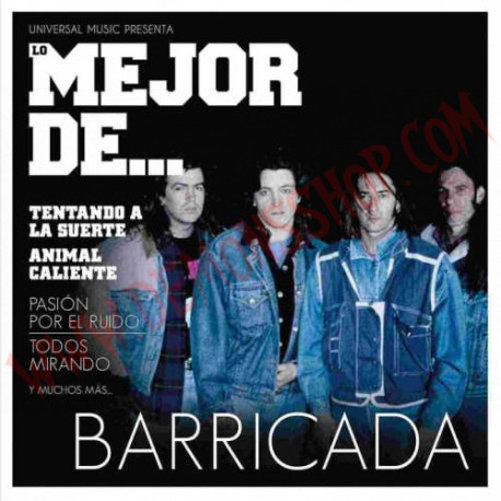 CD Barricada - Lo Mejor De