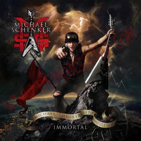 CD Michael Schenker Group (MSG) - Immortal