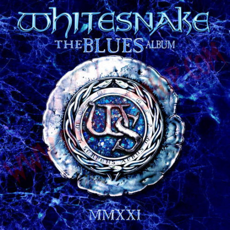 CD Whitesnake - The Blues Album