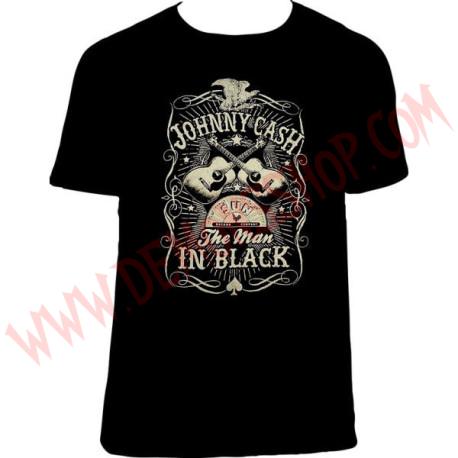 Camiseta MC Johny Cash