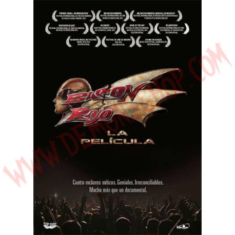 DVD Baron Rojo - La Pelicula