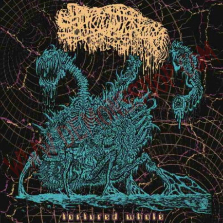 Vinilo LP Sanguisugabogg - Tortured Whole