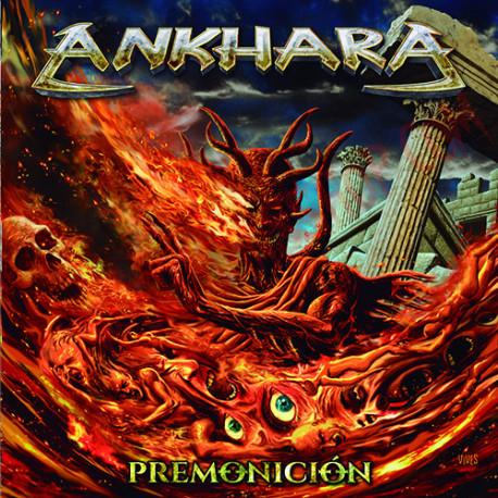 CD Ankhara - Premonición
