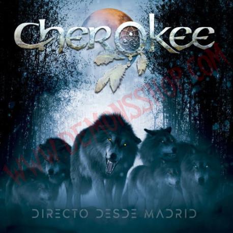 CD Cherokee - Directo desde Madrid