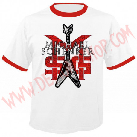 Camiseta MC MSG MIchael Schenker Group