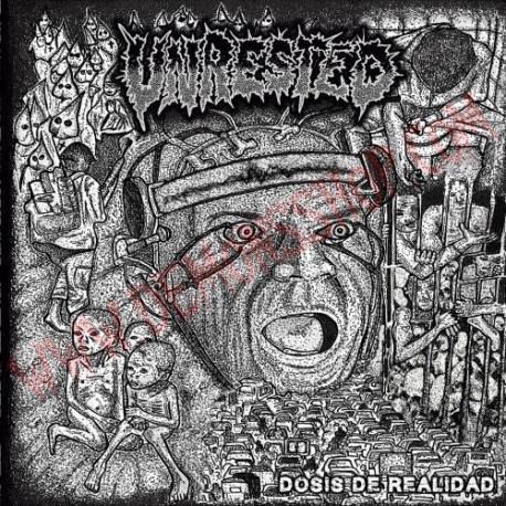 CD Unrested - Dosis de realidad