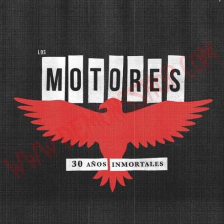 CD Los Motores - 30 Años Inmortales